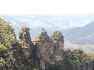 The Three Sisters at the Blue Mountains