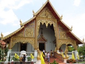 Temple, Chiang Mai