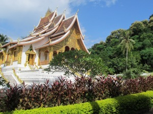 Royal Palace,. Luang Prabang.