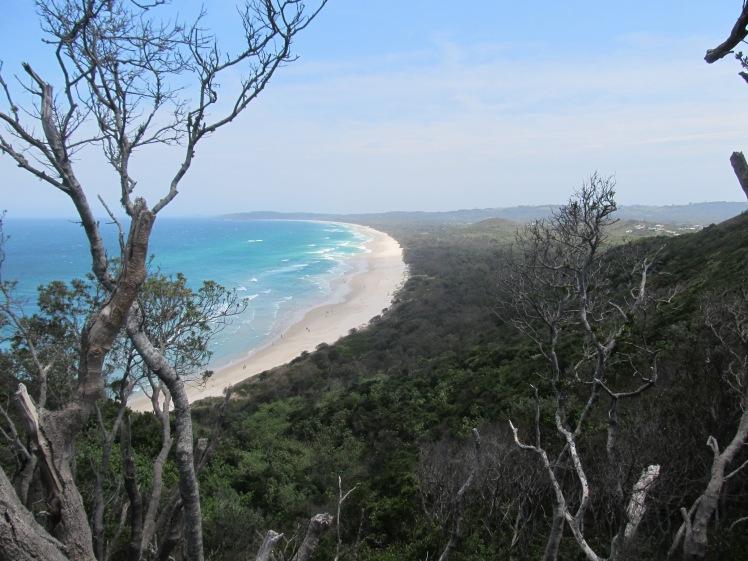 Beautiful coastline of New South Wales, Australia.