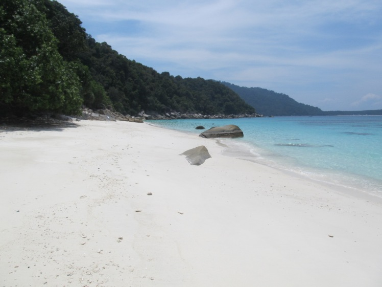 Perhentian perfection.