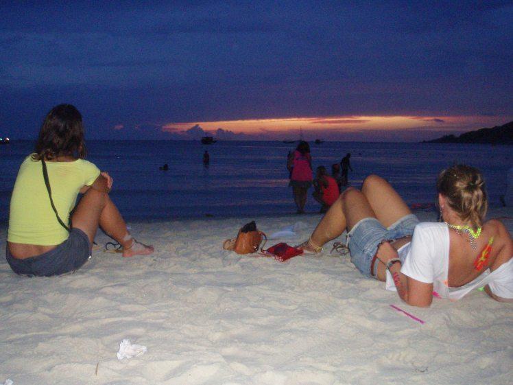 Sunrise at Sunrise Beach.