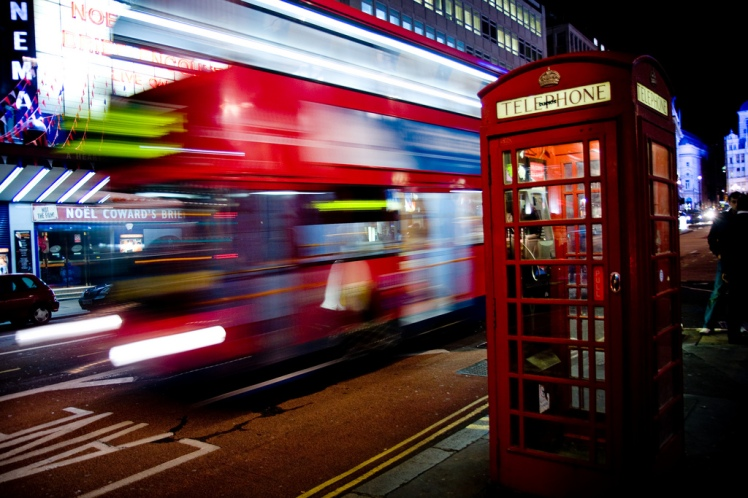 London via E01 @ Flickr