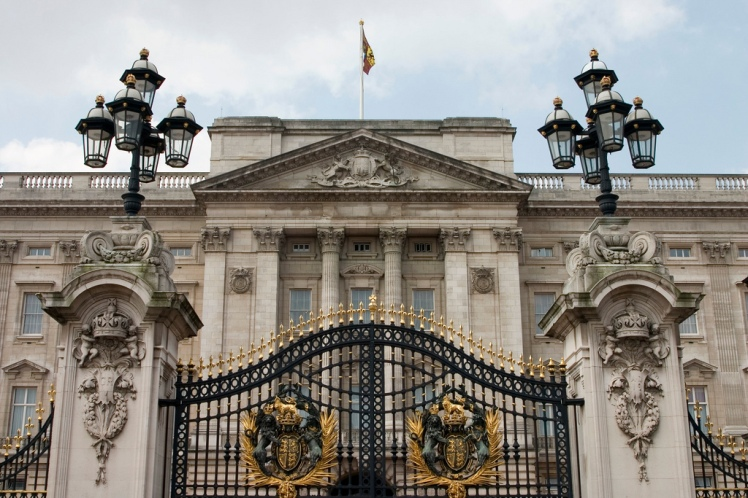 Buckingham Palace via Jimmy Harris @ Flickr