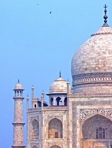 India's most iconic building: The Taj Mahal. Via archer10 @ Flickr