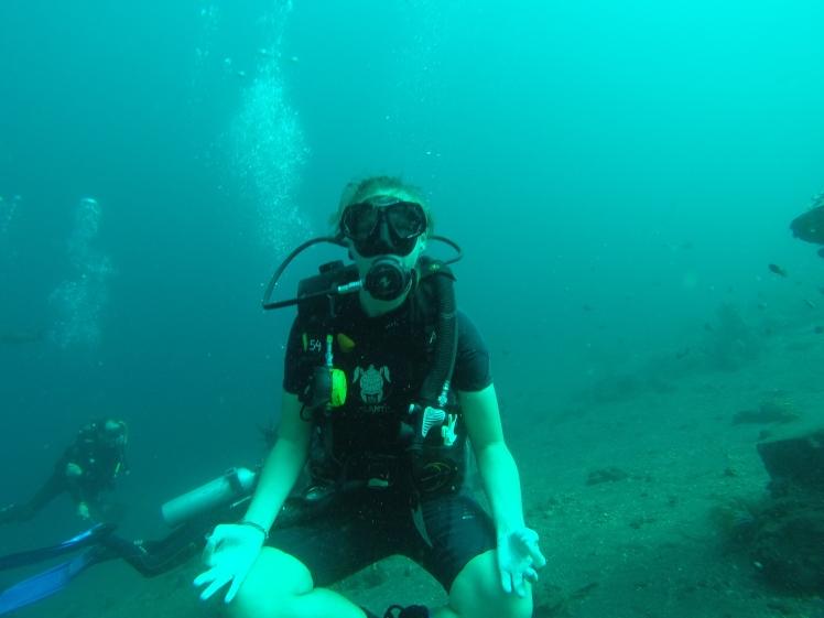 Underwater Zen.