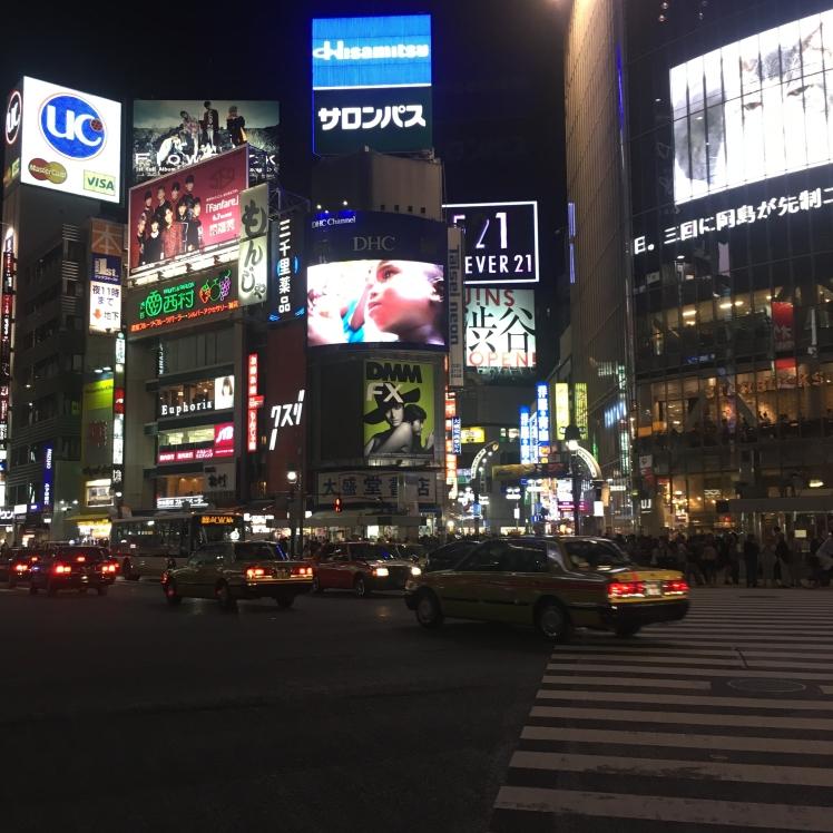 Shibuya district